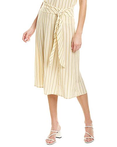 Rue La La — rag & bone Felix Silk Skirt