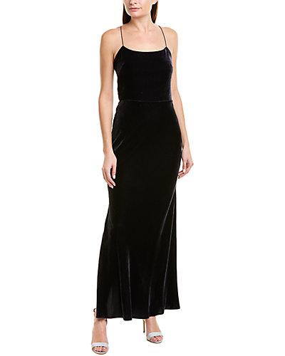 Rue La La — Jason Wu Shine Velvet Slip Dress