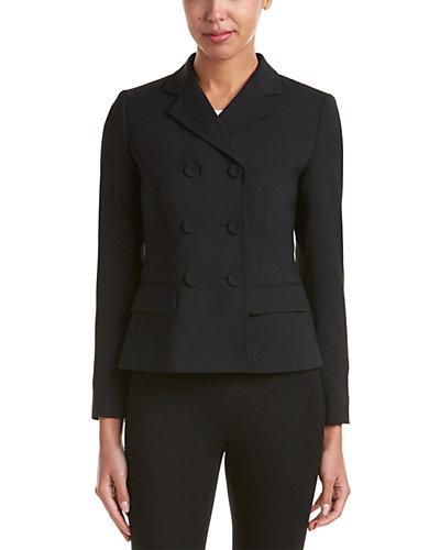 Lafayette 148 New York Modern Fit Eleanor Wool-Blend Jacket