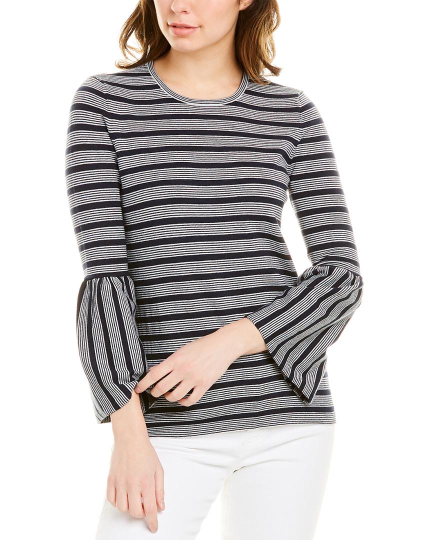 J-Mclaughlin-Sweater-Women-039-s-Blue-Xl