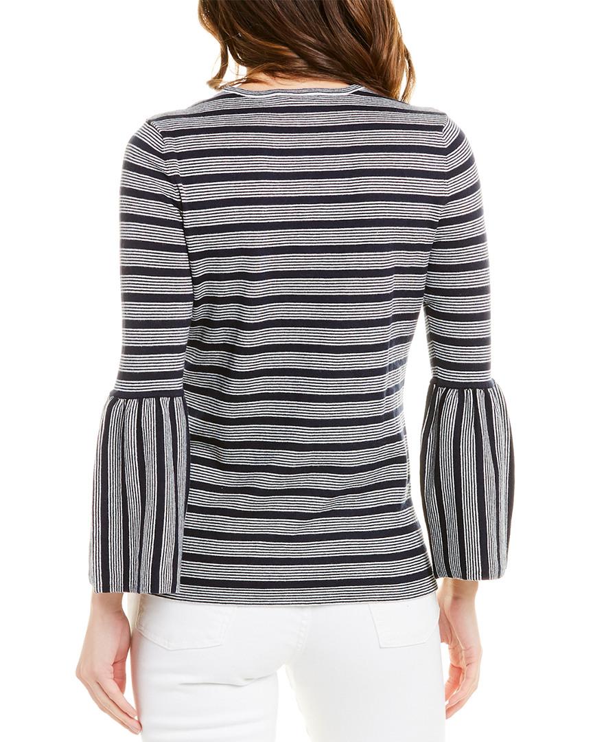 J-Mclaughlin-Sweater-Women-039-s-Blue-Xl miniature 2