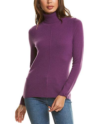 Rue La La — InCashmere Turtleneck Cashmere Sweater