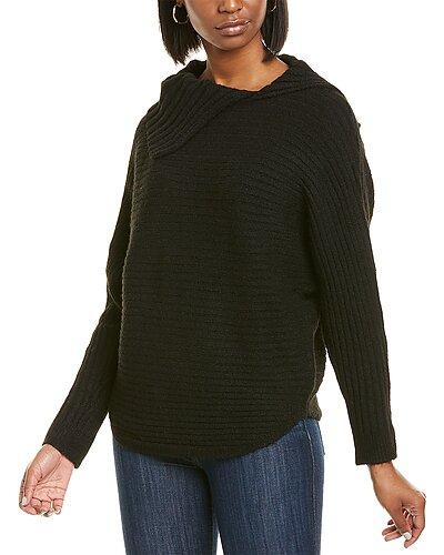 Rue La La — Max Studio Ribbed Tunic Sweater