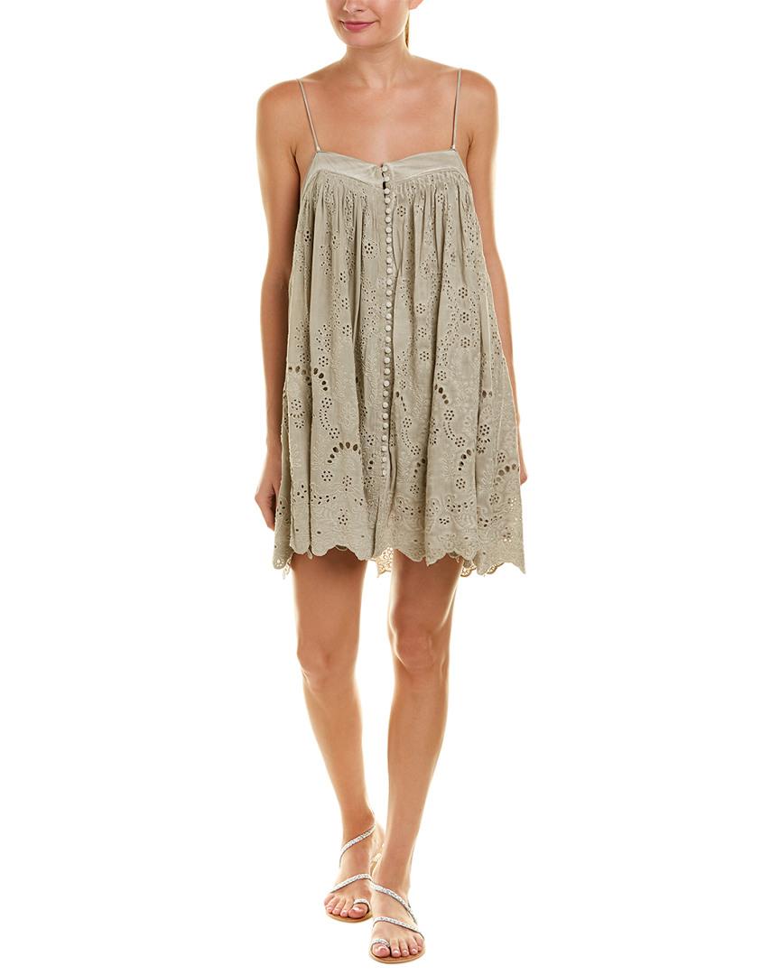 Young Fabulous & Broke YFB CLOTHING BEVY SHIFT DRESS