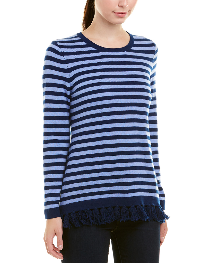 Sail To Sable Cashmeres CASHMERE SWEATER