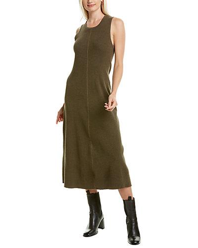 Rue La La — James Perse Godet A-Line Dress