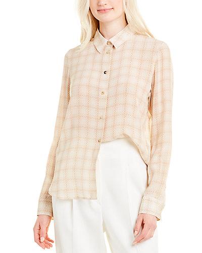 Rue La La — The Row Jonas Silk Shirt