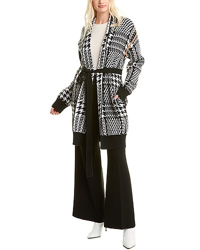 Rue La La — Max Mara Malizia Wool & Cashmere-Blend Cardigan