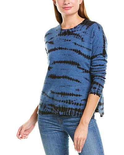 Rue La La — Design History Grunge Cashmere Sweater
