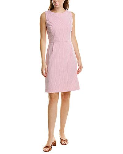 Rue La La — Brooks Brothers Seersucker Sheath Dress