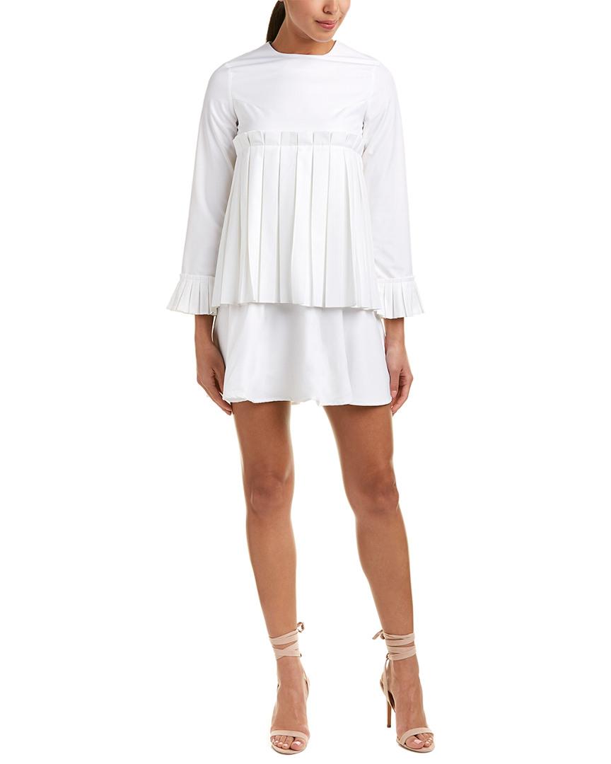 Few Moda PLEATED SHIFT DRESS