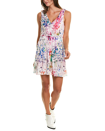 Rue La La — Madison Marcus Printed Mini Dress