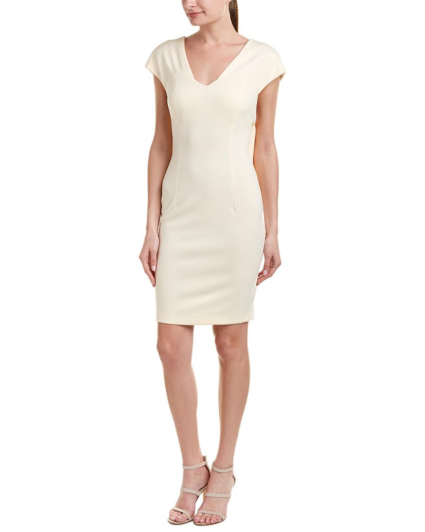 Few Moda BOW BACK SHIFT DRESS