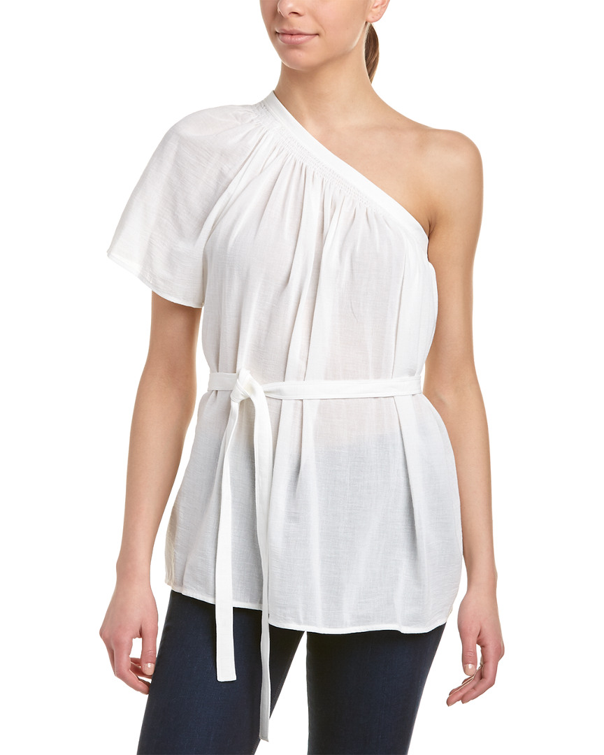 Helmut Lang Asymmetric Top 14116217710001