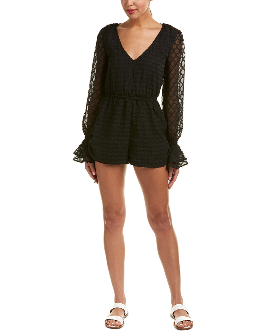 Finders Keepers CINCHED ROMPER