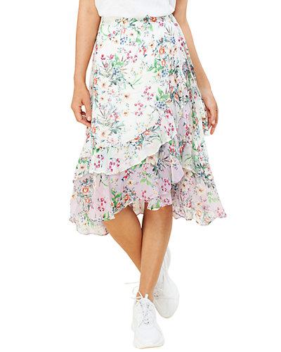 Rue La La — Hale Bob Wrap Skirt