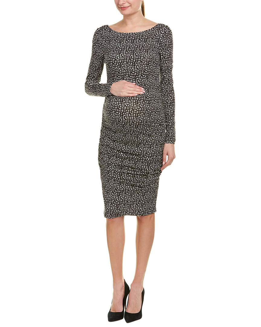 Tart COLLECTIONS MATERNITY SHARI SHEATH DRESS
