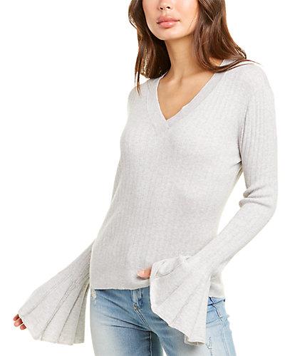 Rue La La — 27 Miles Malibu Opal Cashmere-Blend Sweater