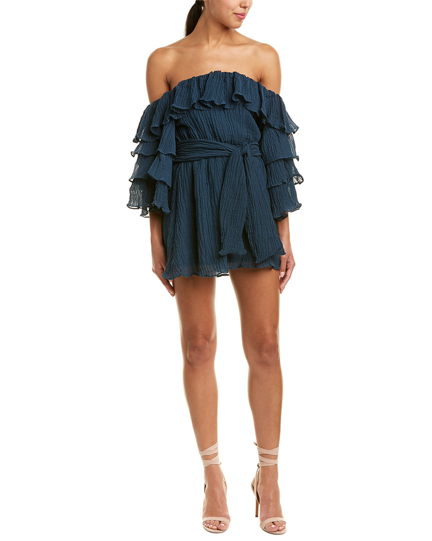 COLLECTIVE SACRIFICES MINI DRESS