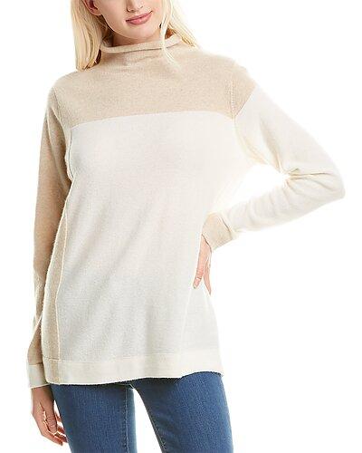 Rue La La — GOBI Cashmere Turtleneck Cashmere Sweater