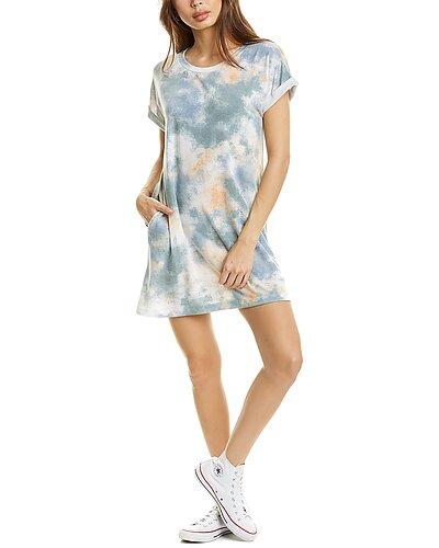 Rue La La — Peyton Valley Tie-Dye Shift Dress
