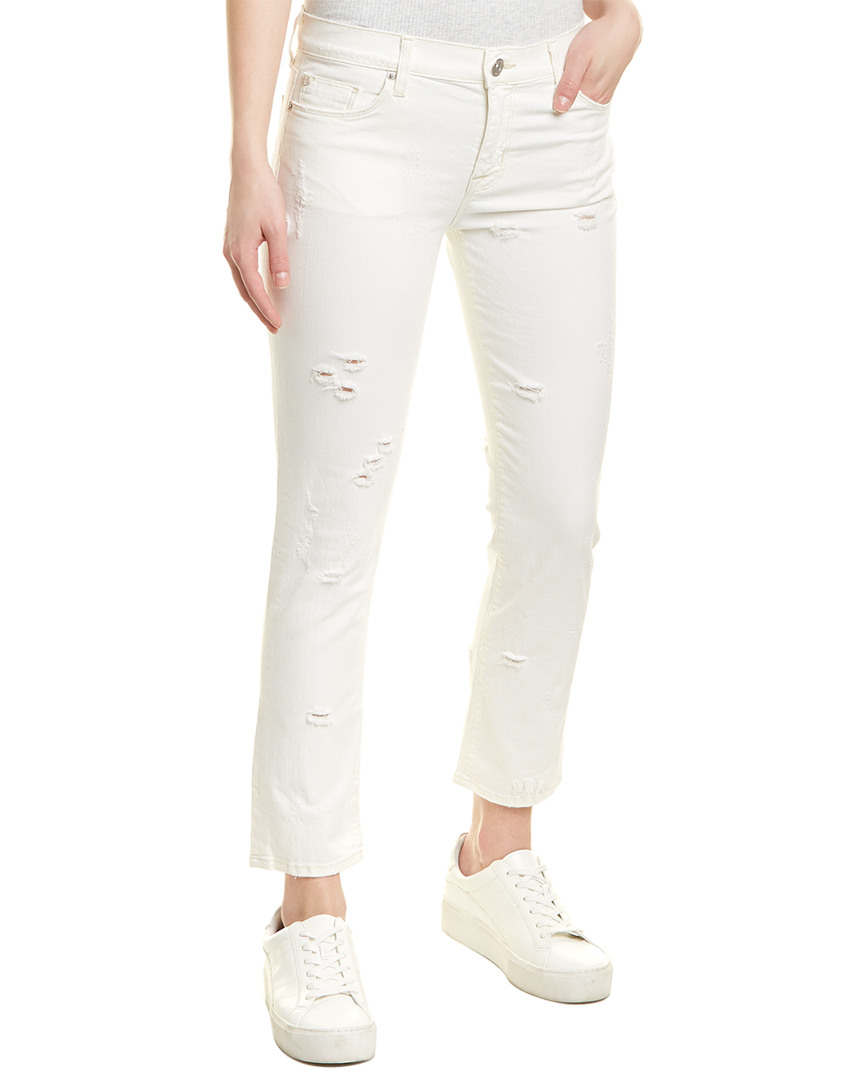 db3932e4ee5 Hudson Jeans Zooey Natural Disaster Mid-Rise Straight Crop