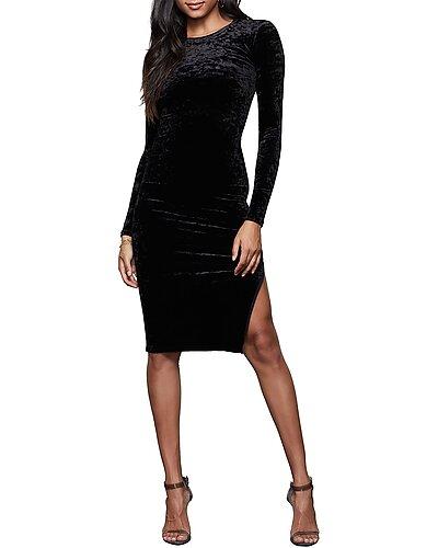 Rue La La — Good American The Rulebreaker Velvet Dress