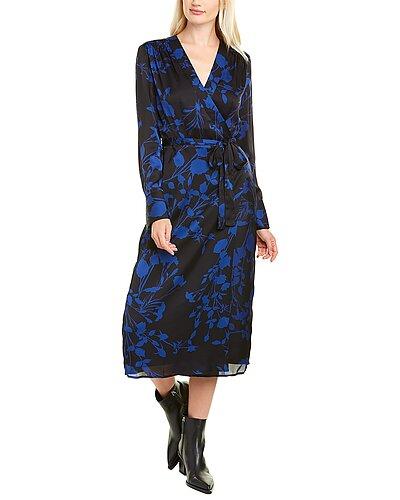 Rue La La — Equipment Cherylene Wrap Dress