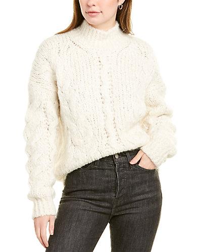 Rue La La — IRO Situla Alpaca & Mohair-Blend Sweater