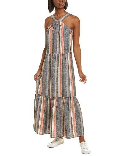 Rue La La — Joie Rosabel Linen Maxi Dress