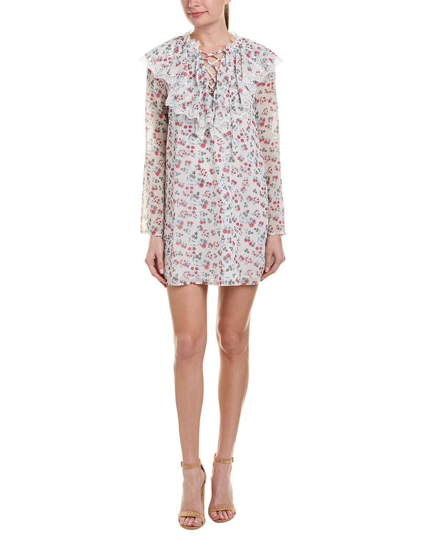 Endless Rose PRINTED MINI DRESS