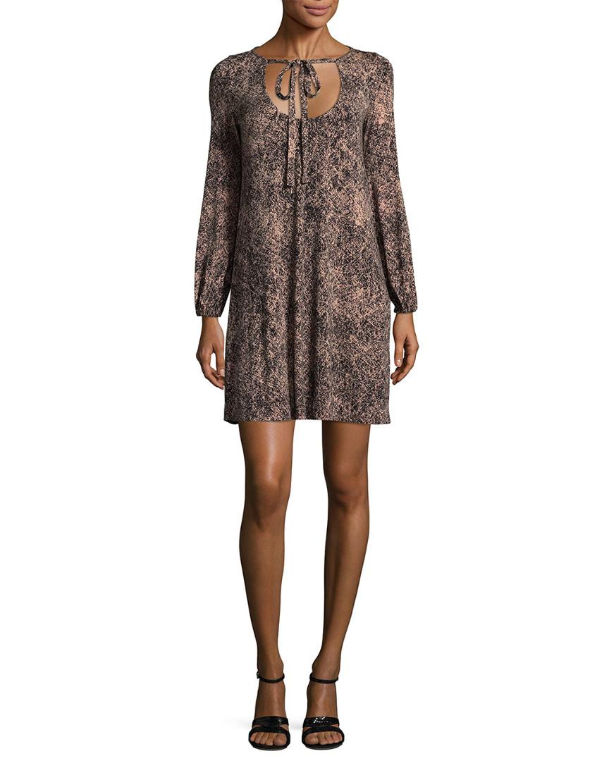 Rachel Pally KYRIE PRINTED MINI DRESS