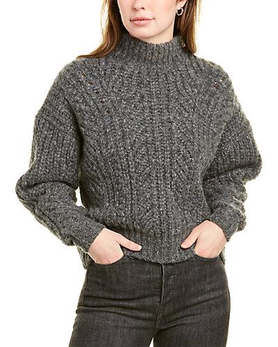Rue La La — IRO Venati Wool-Blend Sweater