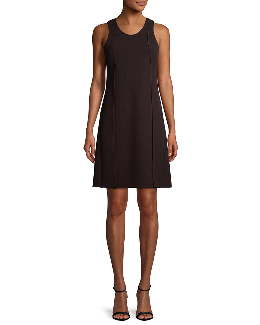 Narciso Rodriguez Gauze Wool Dress 14118133030000
