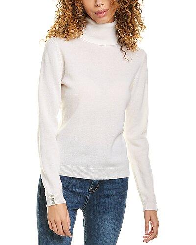 Rue La La — Scott & Scott London Roll Neck Cashmere Sweater