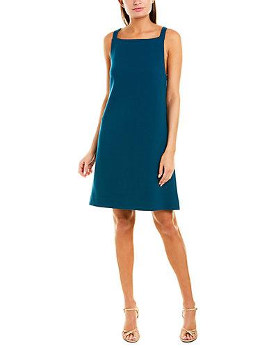 Rue La La — Oscar de La Renta Wool-Blend Shift Dress