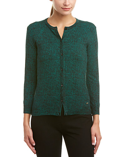 ESCADA Wool & Silk-Blend Cardigan