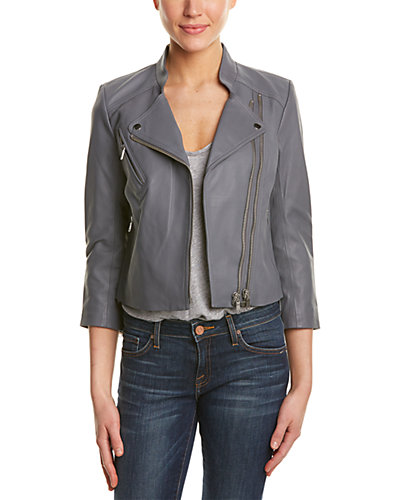 Joie Casella Leather Jacket