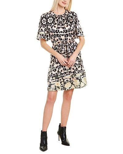Rue La La — Rebecca Taylor Kaleidoscope Midi Dress