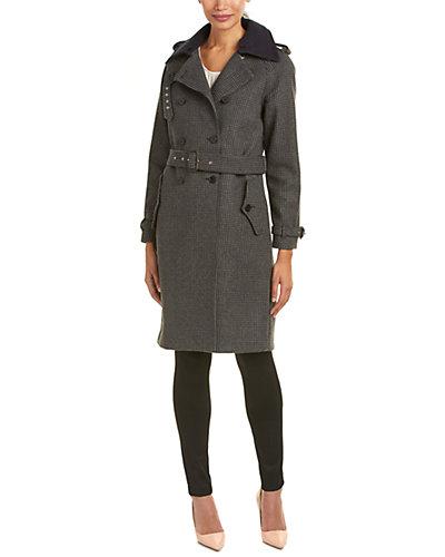 GANT Wool-Blend Coat