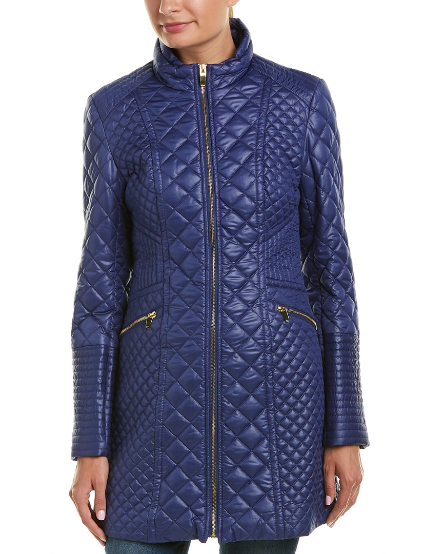 Via Spiga Jackets OYSTER QUILTED JACKET