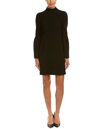 Jill Stuart Wool Sheath Dress