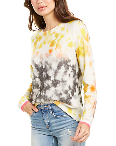 Rue La La — Scott & Scott London Emilia Tie-Dye Cashmere Sweater