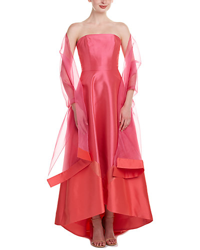 Theia Silk Gown
