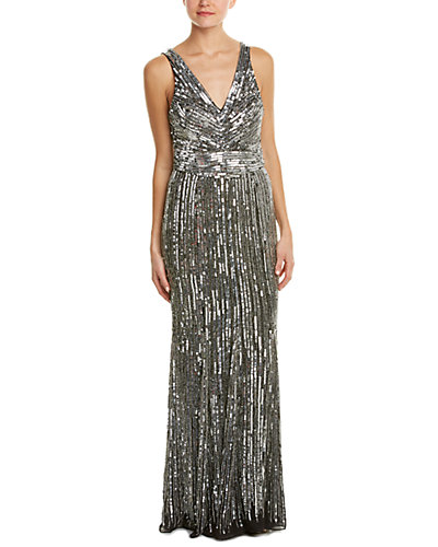 Parker Black Dawson Sequin Gown