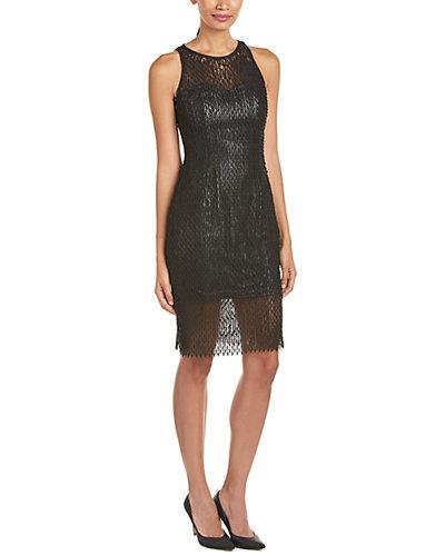 ML Monique Lhuillier Sheath Dress