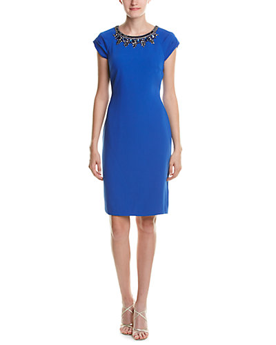 Pamella Pamella Roland Sheath Dress