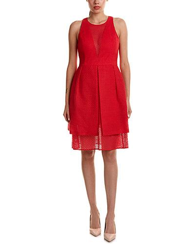 Sachin & Babi Noir A-Line Dress