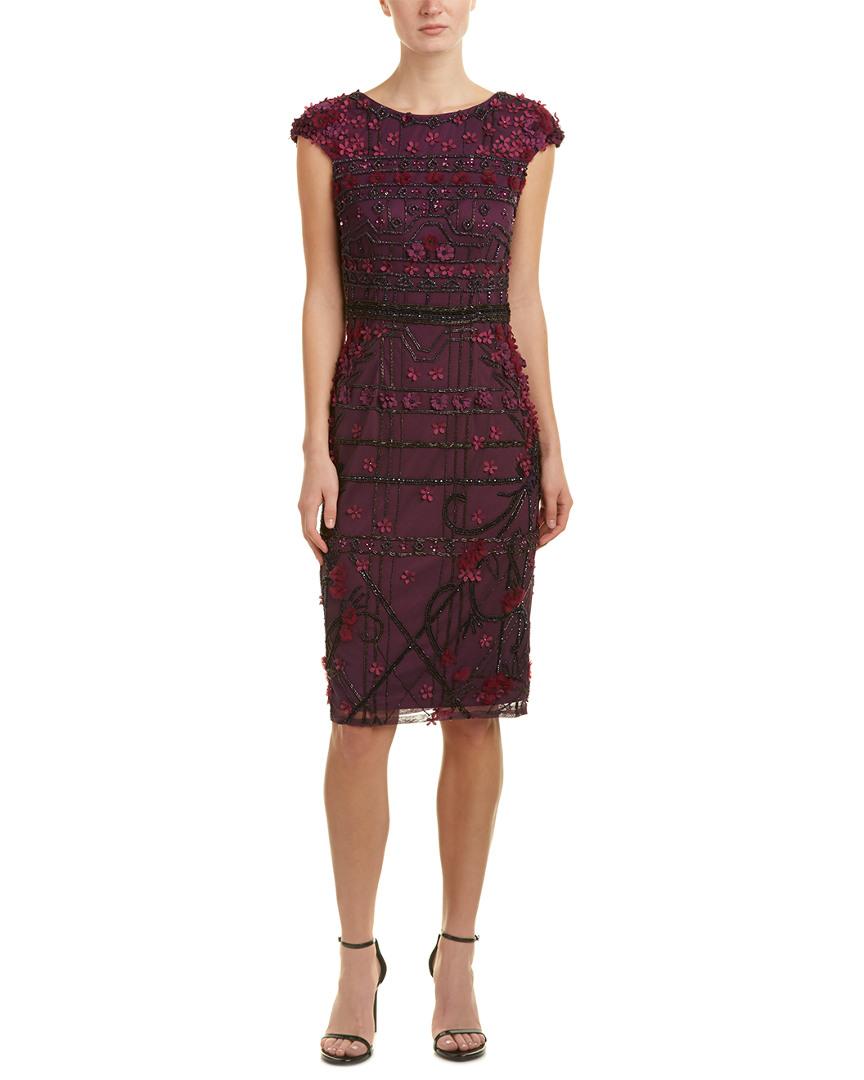 Theia Cocktail Dress | eBay