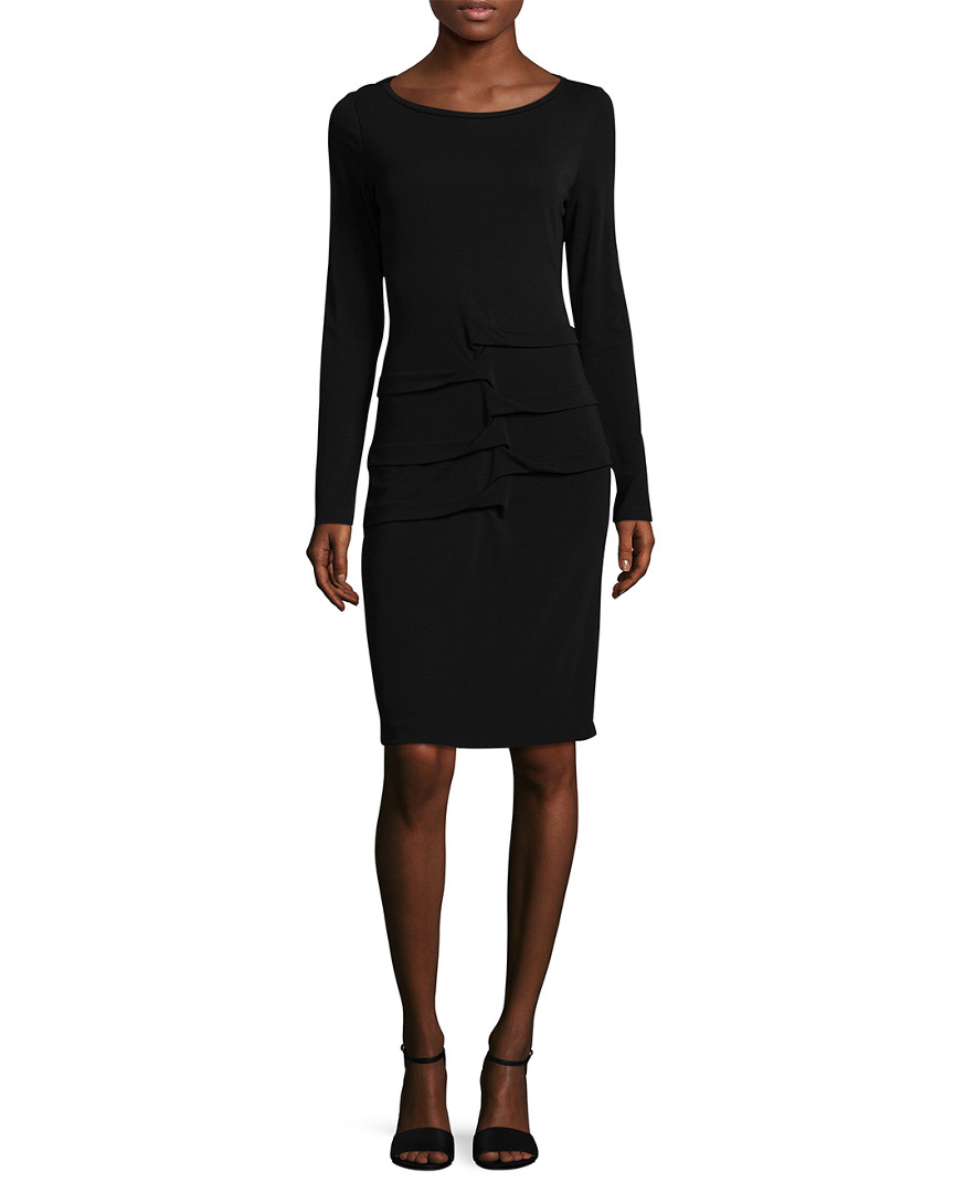 Nicole Miller KNIT SHEATH DRESS